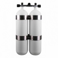 BtS Twinset Cylinders 12 litre